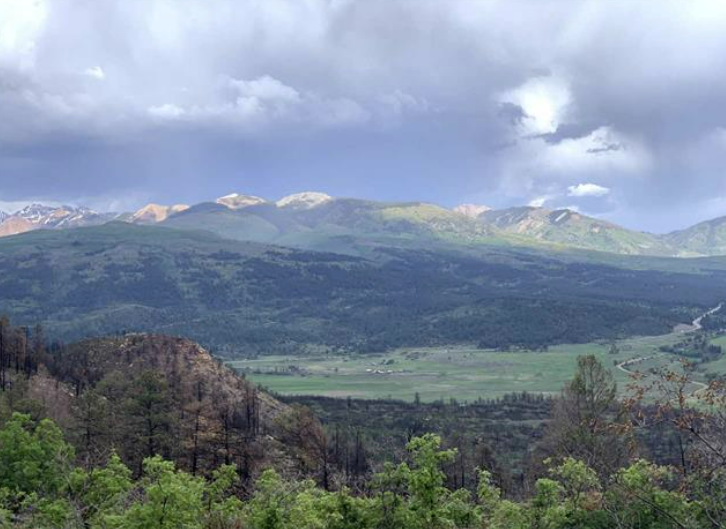 MOUNTAIN PROPERTY WITH INCREDIBLE VIEWS IN MANCOS, CO!