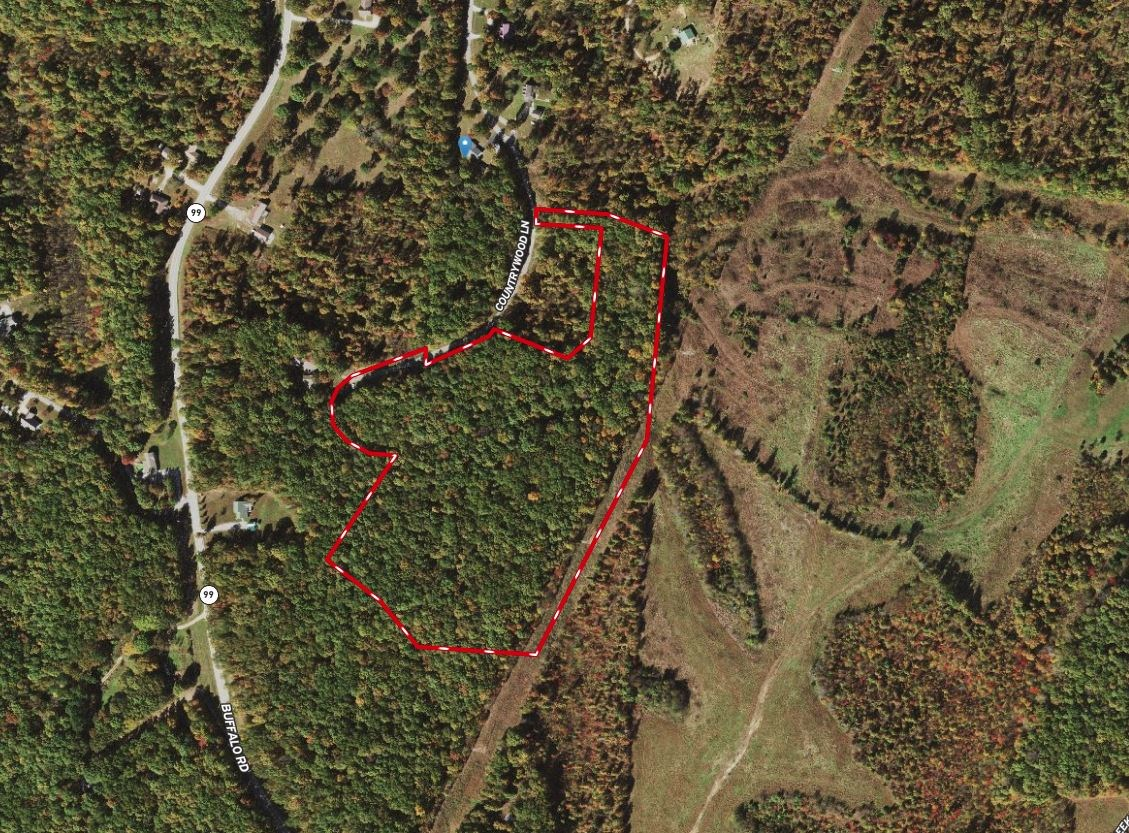 Acreage for Sale in Rural Hohenwald, Lewis County, Tennessee