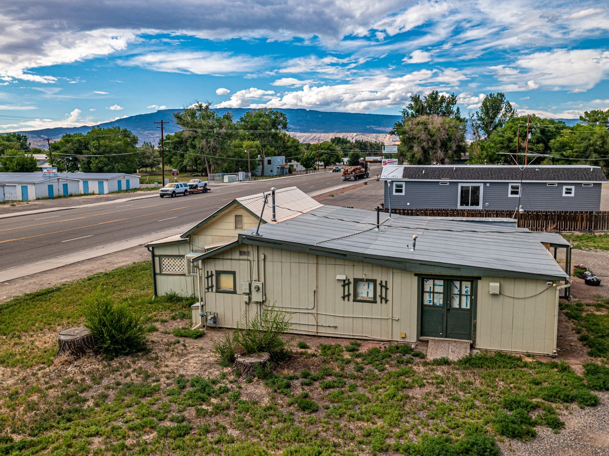Colorado Commercial Lot With Highway Frontage