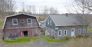 FARMHOUSE AND LAND FOR SALE IN UPSTATE NEW YORK