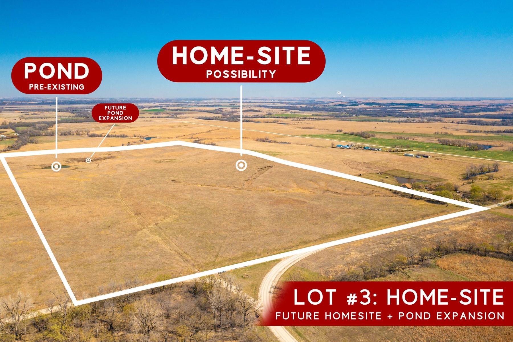 Kansas Ranch Land For Sale, Kansas Land for Sale