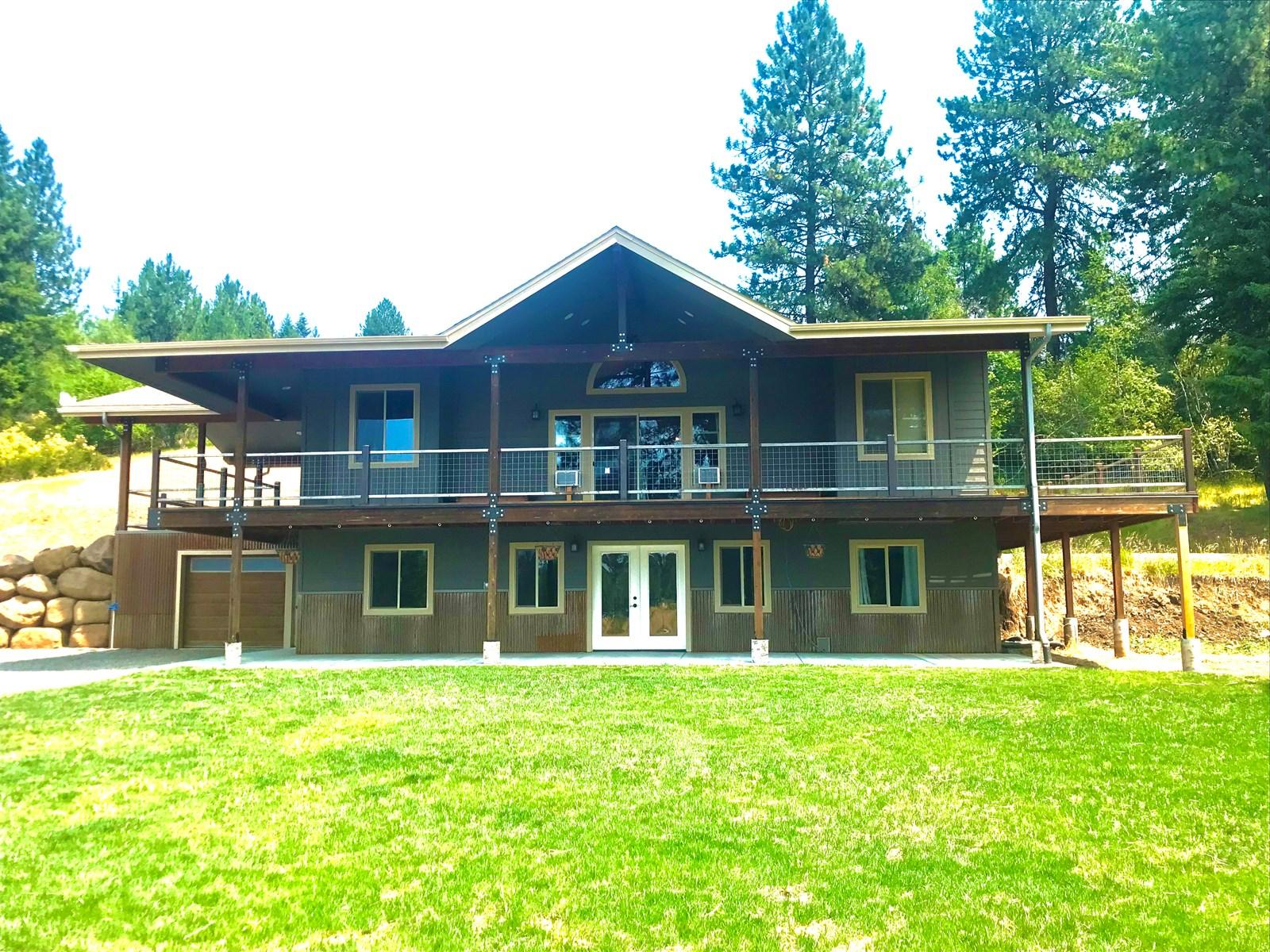 Kooskia, Idaho home for sale