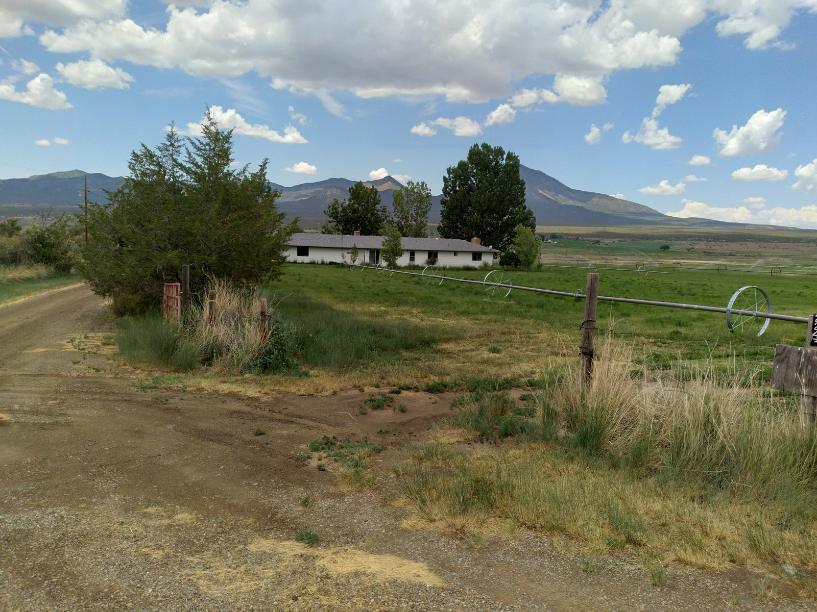 Spacious Country Home For Sale Outside Cortez, CO!