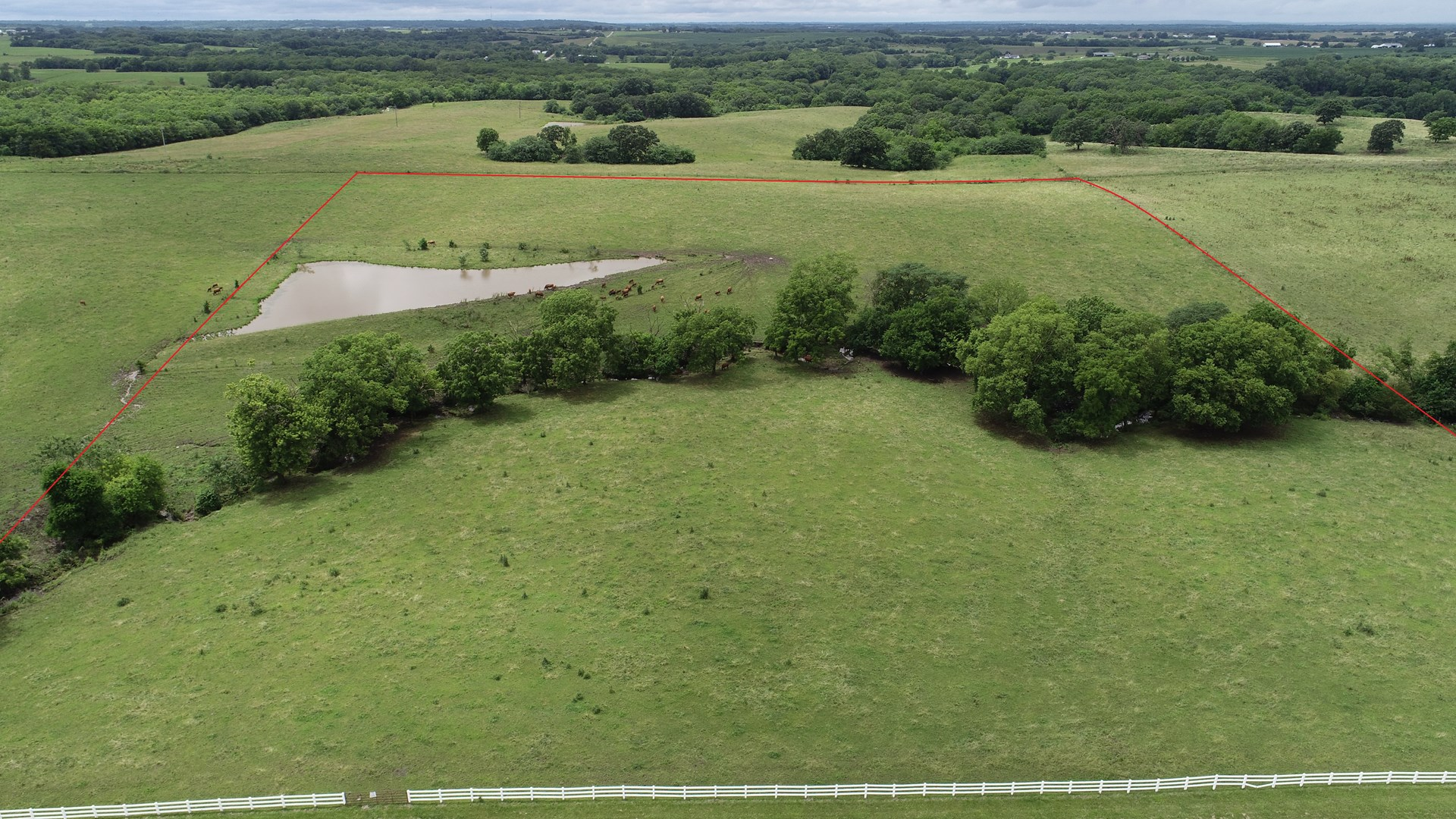 Tract 4 – 18+/- Acres, Build Site, Chillicothe, MO