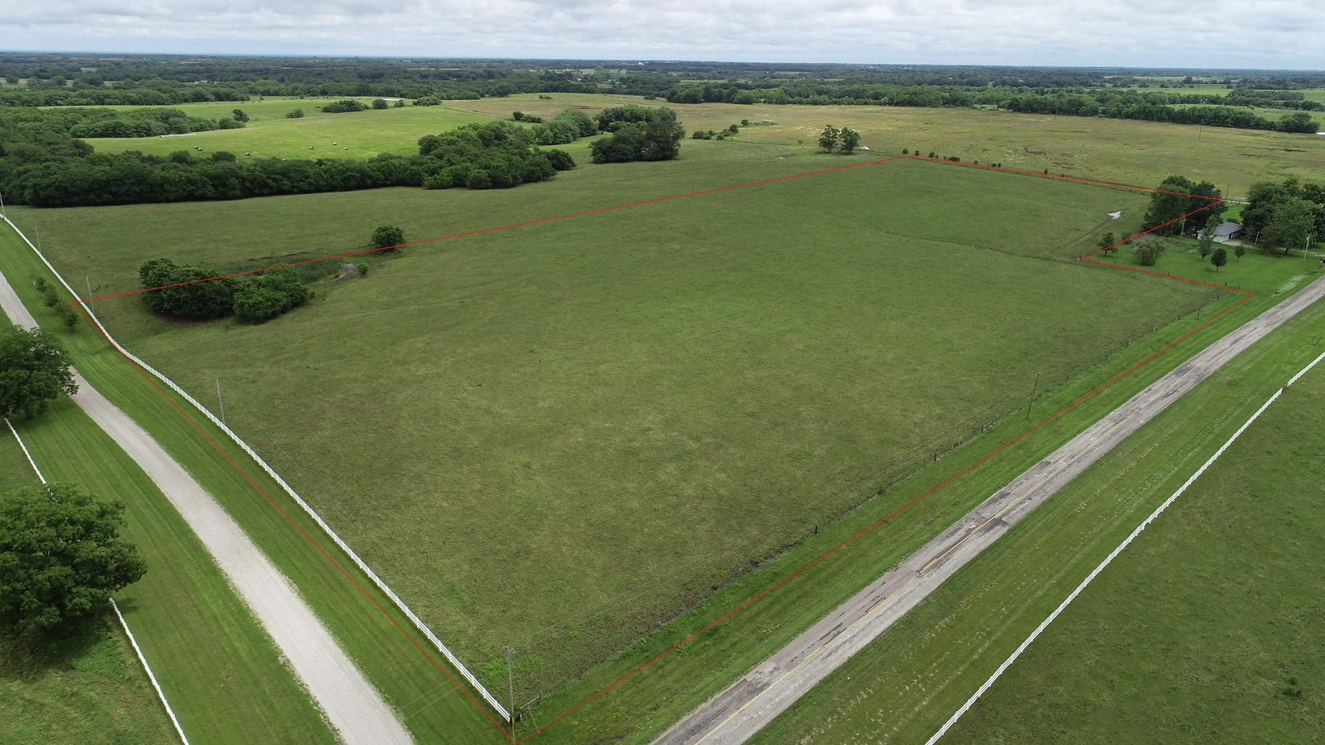 Tract 9 – 17+/- Ac, Amazing Site for New Home, Chillicothe