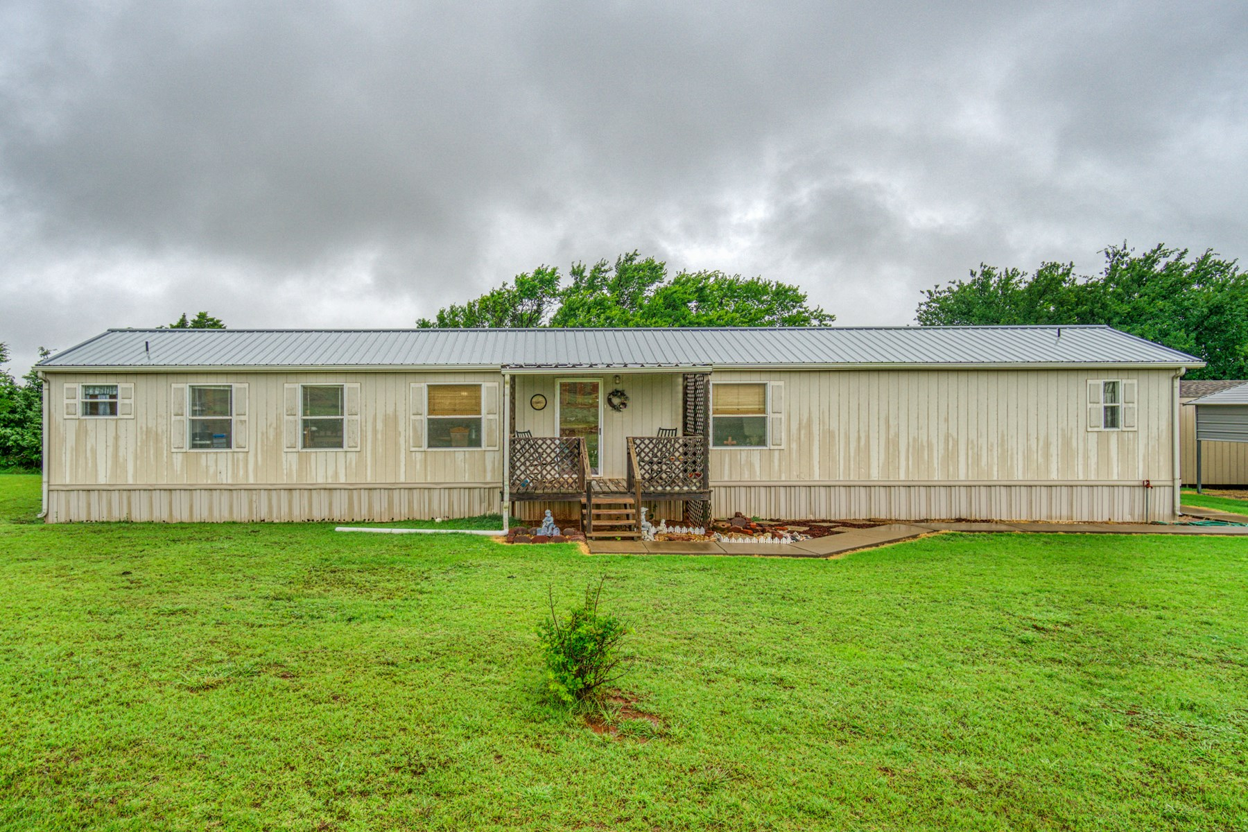 Clinton, OK, Mobile Home for Sale, Custer County