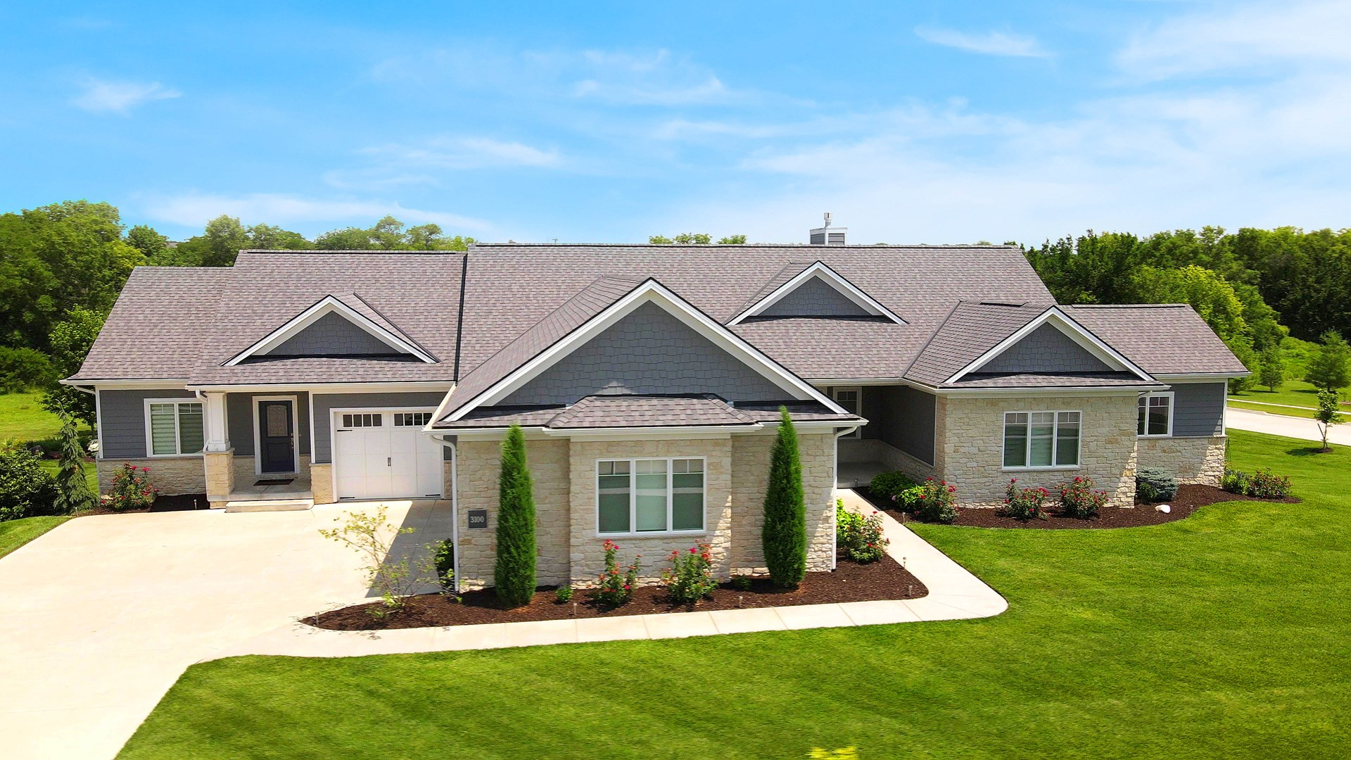 Custom Built home with Guest Suite