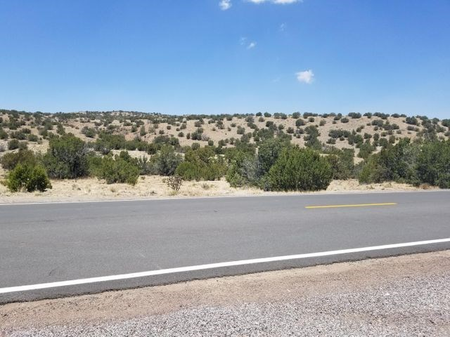 Rare 40± Acres with Highway Frontage in Madrid near Santa Fe