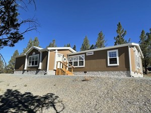3 BED 2 BATH 2199 SQ.FT MANUFACTURED HOME ON 1.52 ACRES