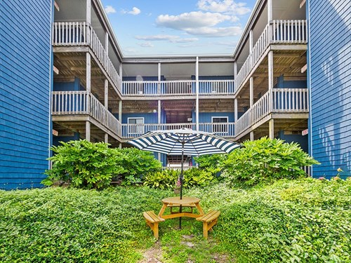 1 BR Topsail Reef Unit for Sale on North Topsail Beach