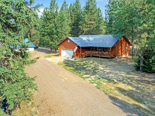 Montana Home in Northwest For Sale