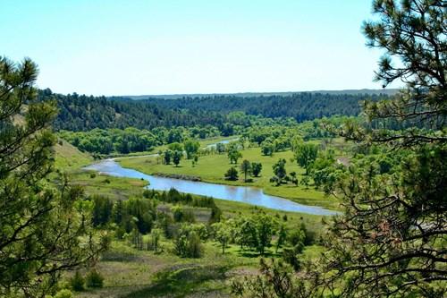 Nebraska Sandhills Niobrara River Ranch for Sale