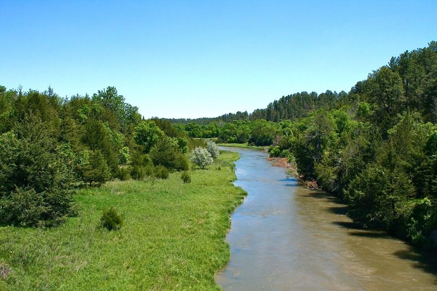 Niobrara River Frontage For Sale