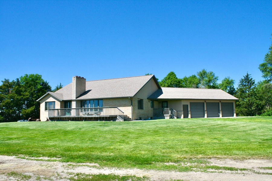 Ranch Style Brick Home for Sale