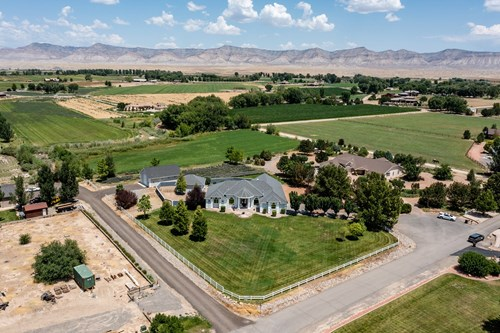 Colorado Luxury Home for Sale with Guest House & RV Garage