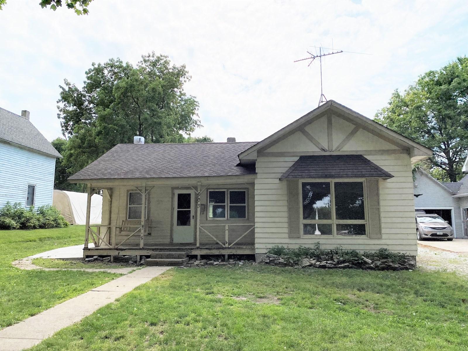 Ranch For Sale, Woodbine, IA Harrison Co.