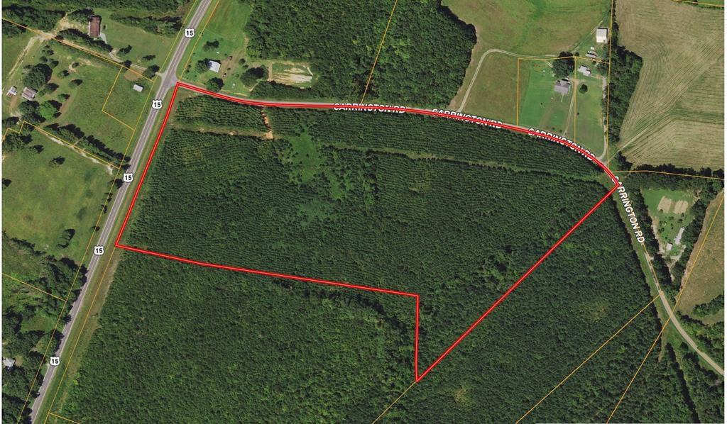 Acreage Nestled In Southern VA
