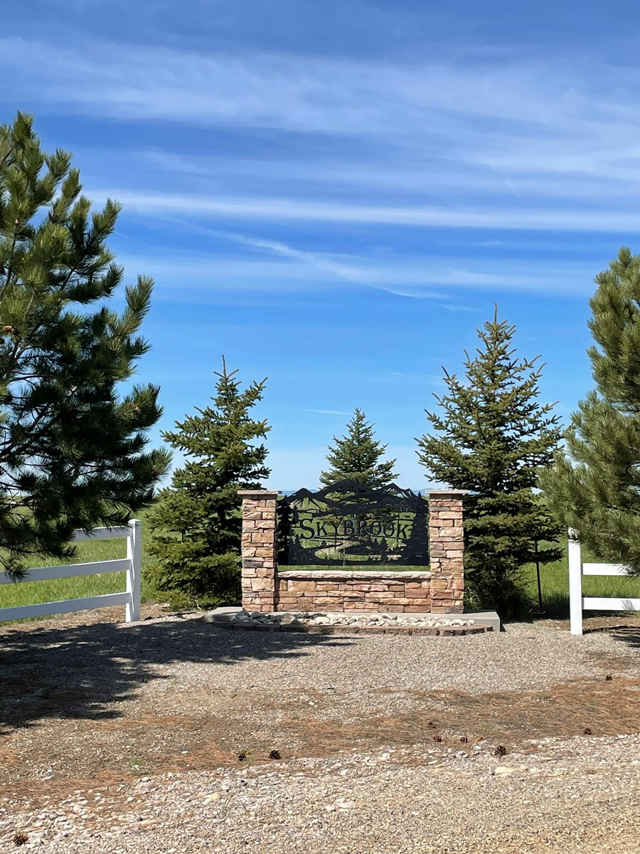 Beautiful County Lot for Sale