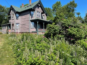HISTORIC VICTORIAN HOME IN LUBEC, MAINE