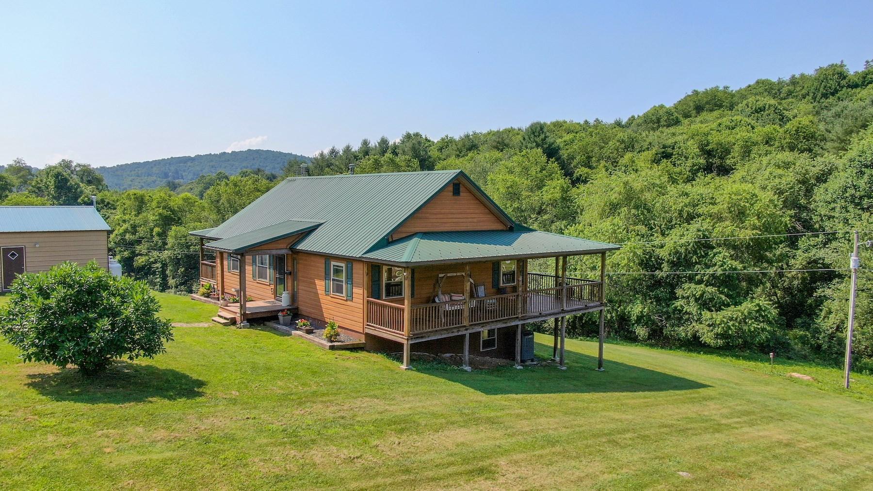 Beautiful Horse Farm for Sale in Fries VA! - VA Real Estate