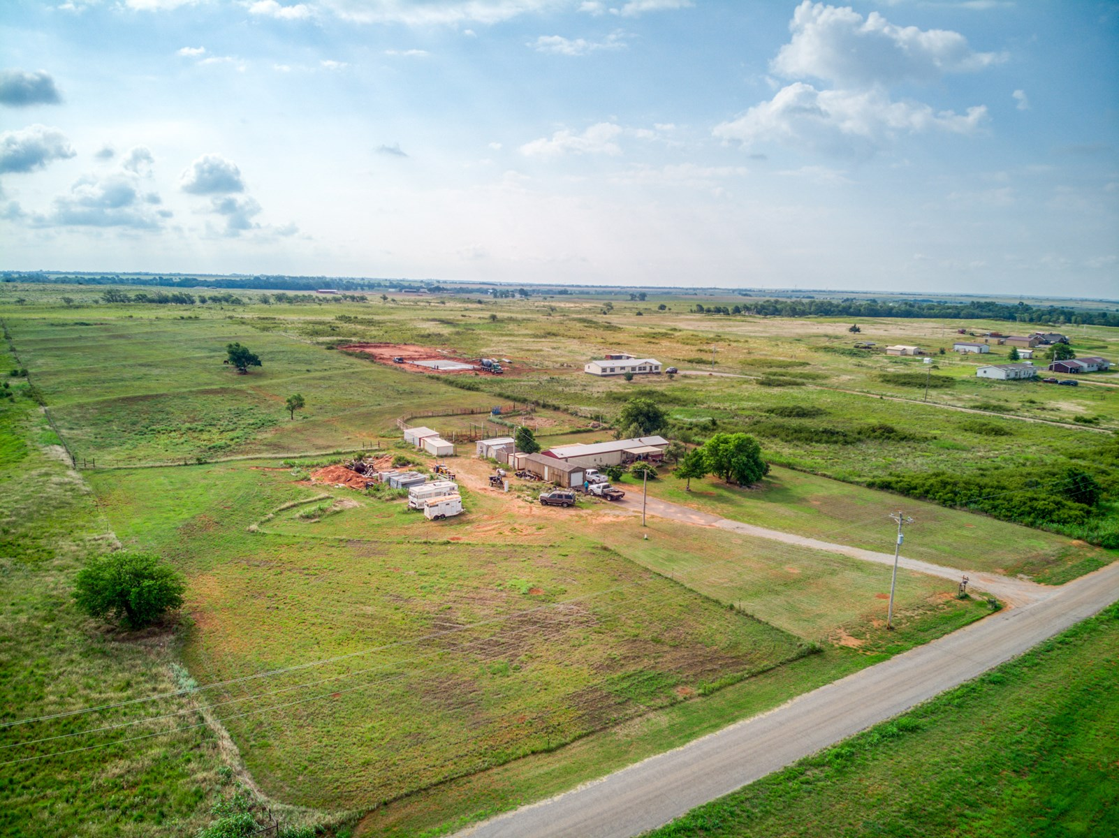 COUNTRY HOME FOR SALE IN SAYRE OKLAHOMA