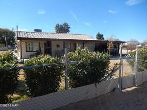 HOME FOR SALE WENDEN ARIZONA