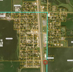 COMMERCIALLY ZONED LOT FOR SALE IN CORTLAND