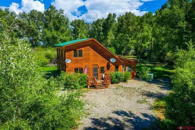Rare Opportunity for Remote Cabin!