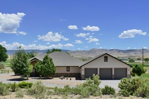 HOME FOR SALE, EAST OF TOWN, MONTROSE, COLORADO
