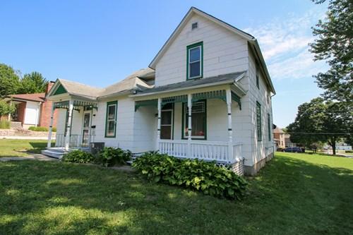 Online Auction - Home in Wathena, Kansas