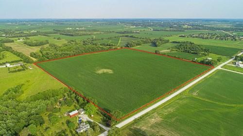 Land for Sale Linn County Iowa