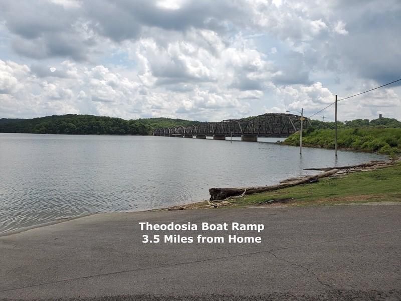 Theodosia Boat Ramp