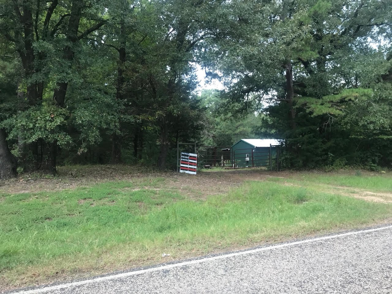 41+ ACRES OF RECREATIONAL PROPERTY IN BOWIE COUNTY, TEXAS