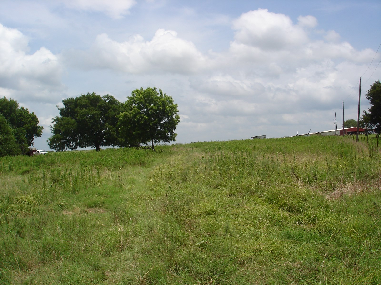 Recreational Land For Sale Lake Creek Texas Delta County