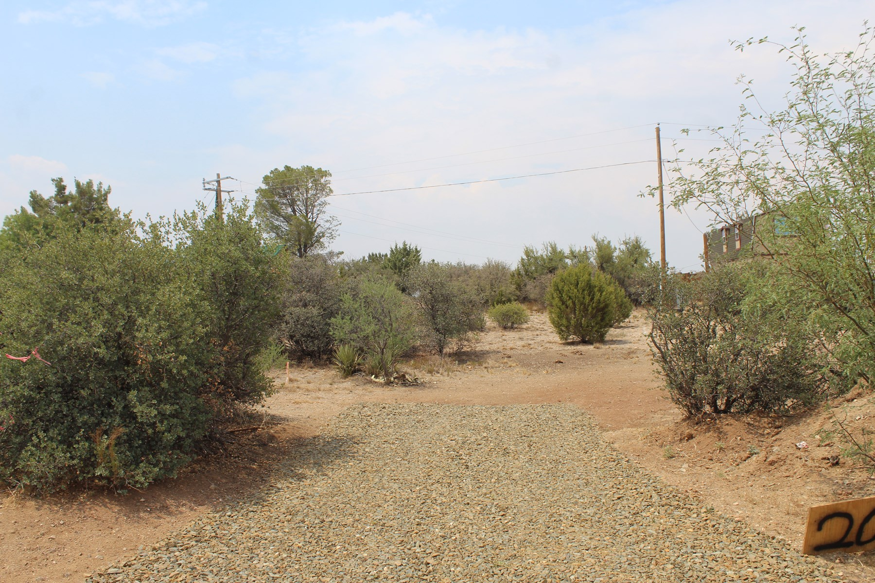 Home Lot with Septic Installed for sale Cordes Lakes