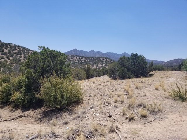 Rare 40± Acres with Impressive Views in Madrid near Santa Fe