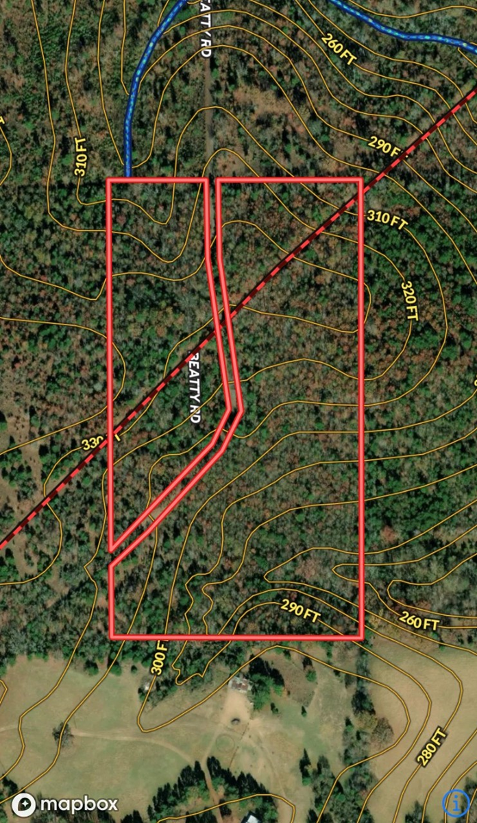 Country Land For Sale, Marion County, Jefferson, Texas
