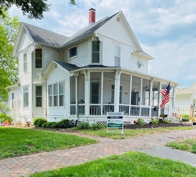 MOVE IN READY HOME FOR SALE IN MISSOURI VALLEY,  IOWA