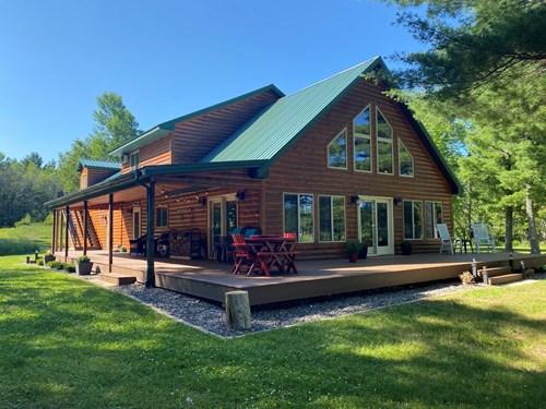 Lake Home For Sale in Isle, MN on Cedar Lake near Mille Lacs
