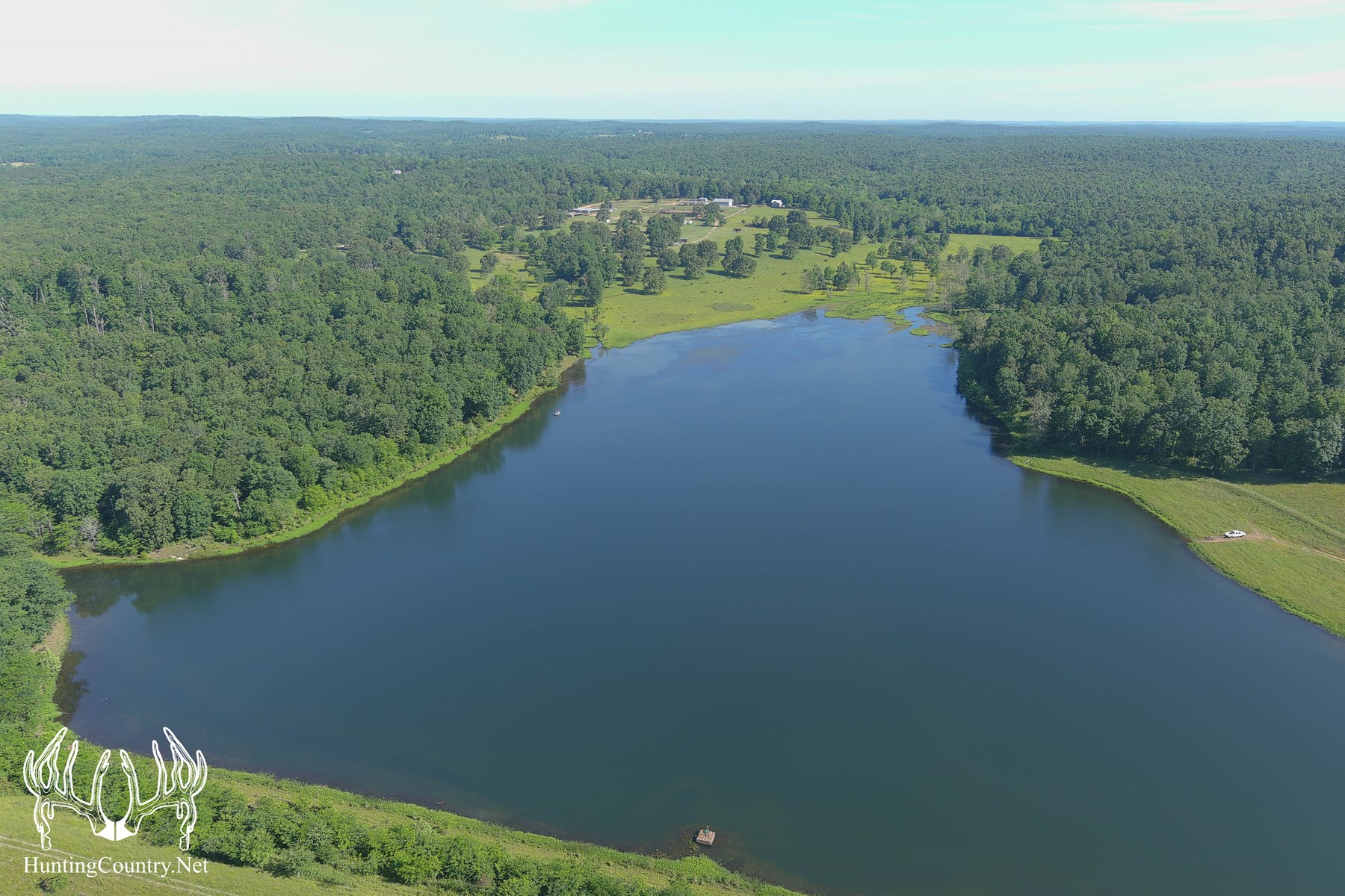 255 Acres Ripley County, Missouri with Large Private Lake