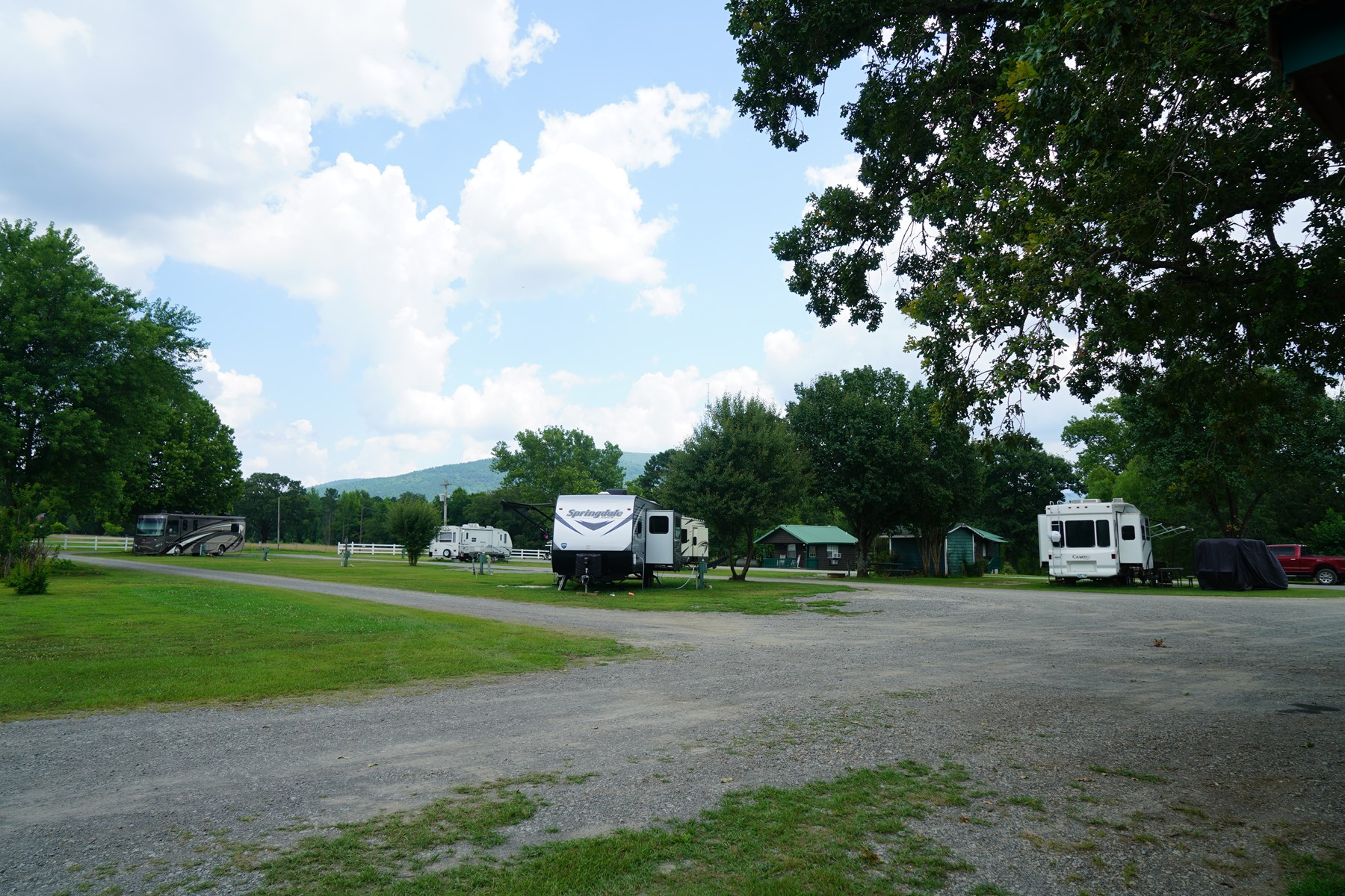 Turnkey RV-Park & Campground For Sale in Le Flore County, OK