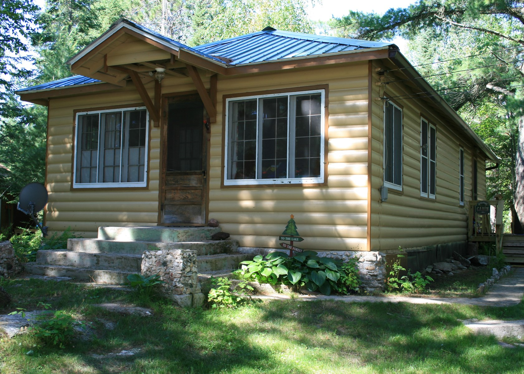 Cabin for sale in Kabetogama, MN