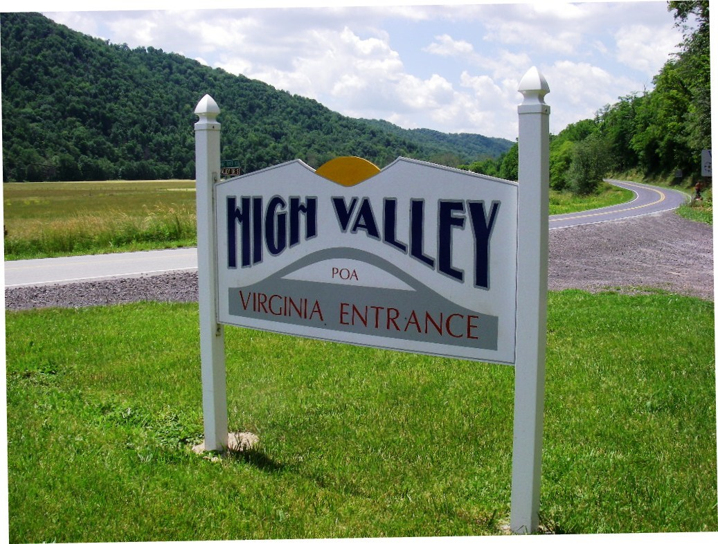 The 5 acres you might be looking for in Highland County