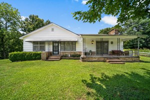 HOME WITH LAND FOR SALE IN ROSE, OKLAHOMA