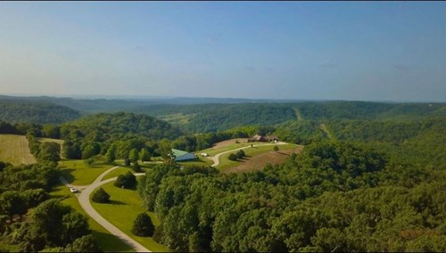 Ranch Paradise in the Ozarks