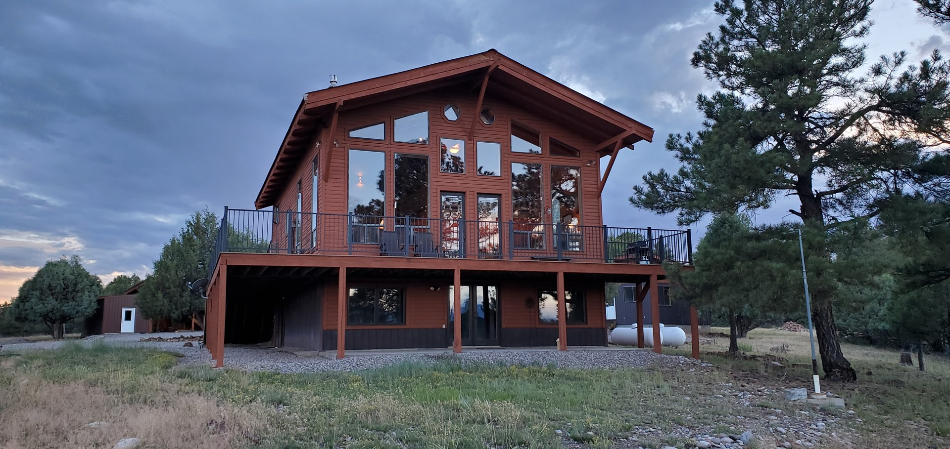 Great Mountain Home with superb amenities
