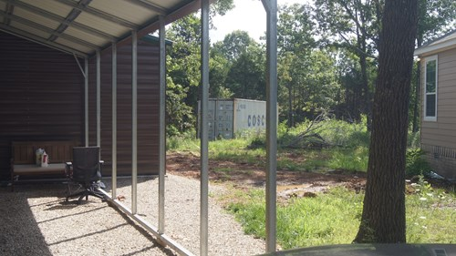 Shop With Living Quarters for Sale With Acreage