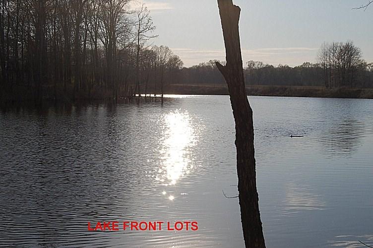 SALE PENDING TN LAKEFRONT LOT TN RIVER BIG RIVER PLANTATION