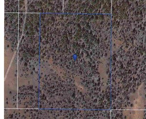 30 +/- ACRES, BORDERS US FOREST SERVICE