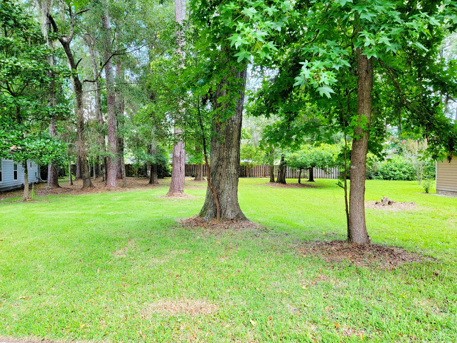BUILDABLE LOT IN GAINESVILLE FLORIDA